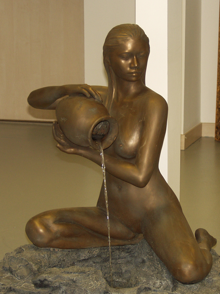 Nude Water Feature