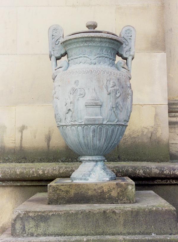 Patenated Repro urn